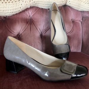 NATURALIZER   XAVIER   TWO TONED COLOR   HEEL